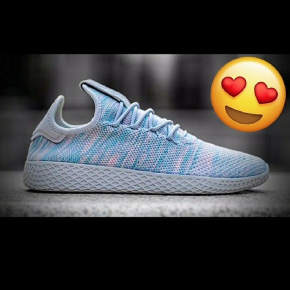 0373055e11f75 Adidas Pharrell Williams HU Shoe BY2671 C1
